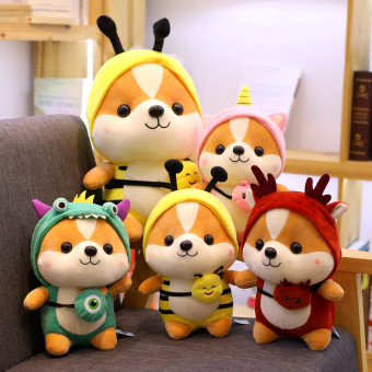 Super Adorable Cartoon Plush Doll