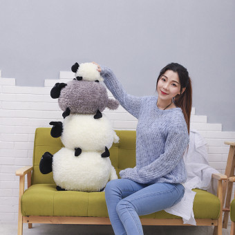 Adoreable Shawn SheepShape Toy Doll