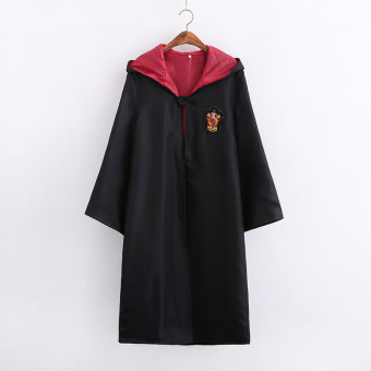 Harry Potter and Hermione Granger deluxe Gryffindor robe