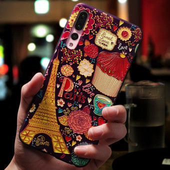 Fashion and poetic Chinese style phone case for iPhone