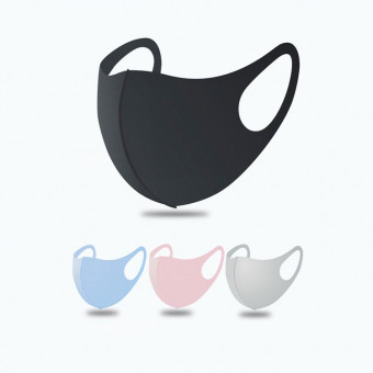 Cloth face masks for adult washable ice silk cotton masks