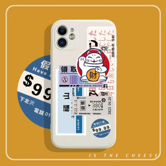Cute cartoon iphone cases best iphone 12 pro max cases anime style