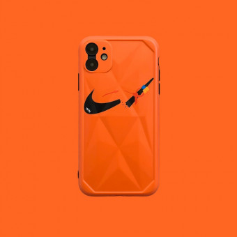 Fashion iPhone cases creative broken swoosh phone cases for iPhone