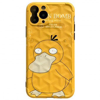 Psyduck iPhone case funny phone case with pokemon pattern for iPhone